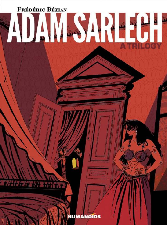 Adam Sarlech: A Trilogy