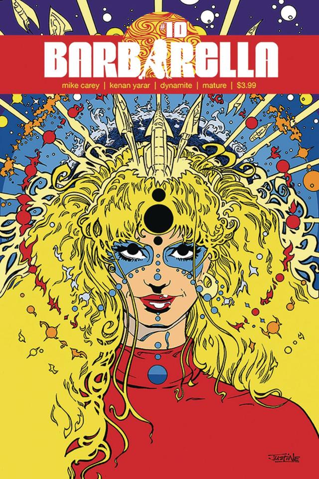 Barbarella #10 (Anderson Cover)