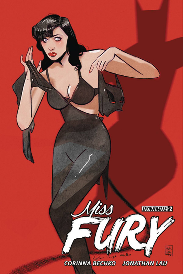 Miss Fury #2 (Lotay Cover)