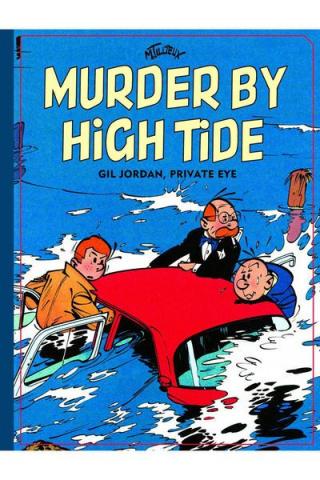 Gil Jordan: Murder By High Tide