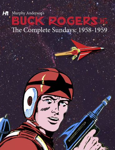 Buck Rogers: The Complete Sundays 1958-1959