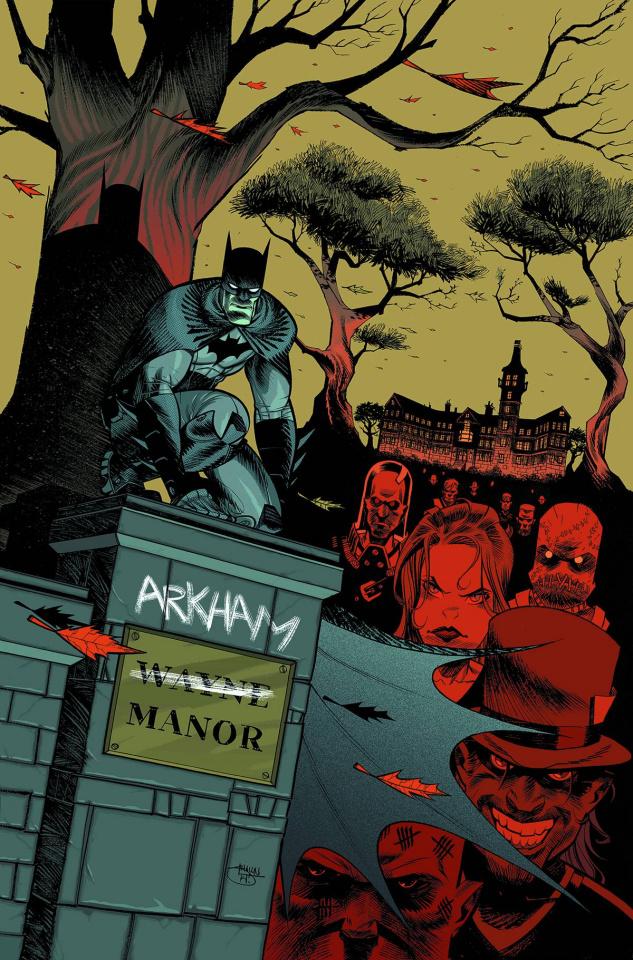 Arkham Manor Vol. 1