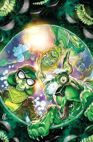 Scooby: Apocalypse #2 (Variant Cover)