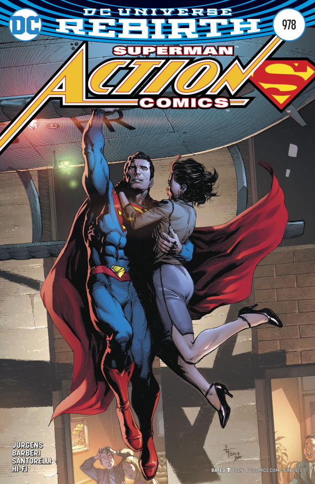 Action Comics #978 (Variant Cover)