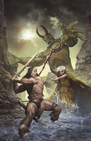 Conan the Slayer #3