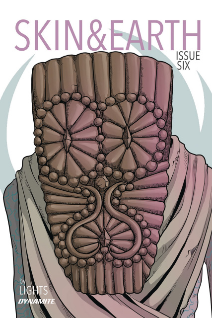 Skin&Earth #6 (Mask Cover)
