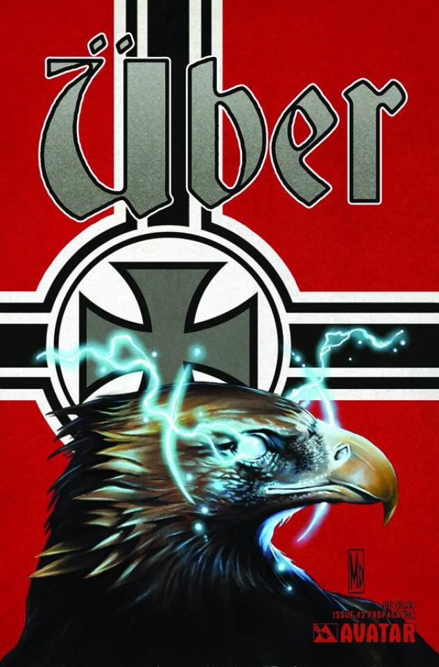 Über #3 (Propaganda Poster Cover)