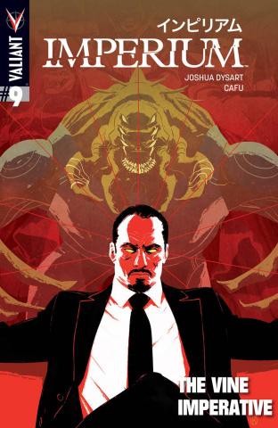 Imperium #9 (Kano Cover)