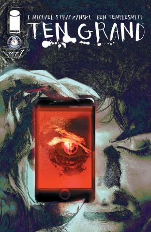 Ten Grand #2 (Sienkiewicz Cover)
