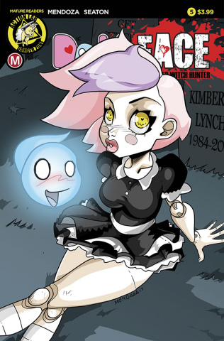 Dollface #5 (Mendoza Cover)