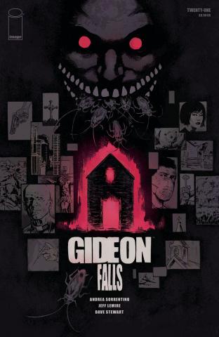 Gideon Falls #21 (Walsh Cover)