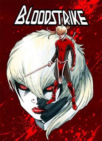 Bloodstrike #2 (Liefeld Cover)