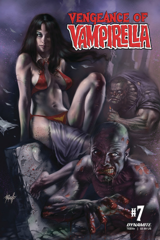 Vengeance of Vampirella #7 (Parillo Cover)