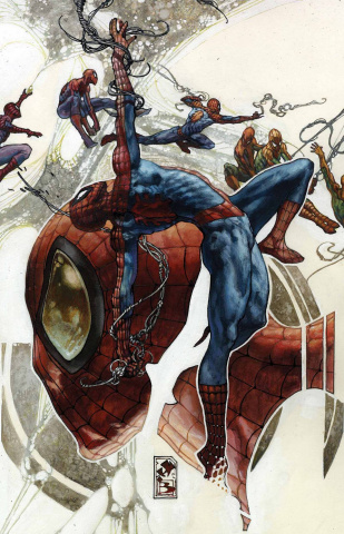 The Amazing Spider-Man Annual #1 (Bianchi Cover)