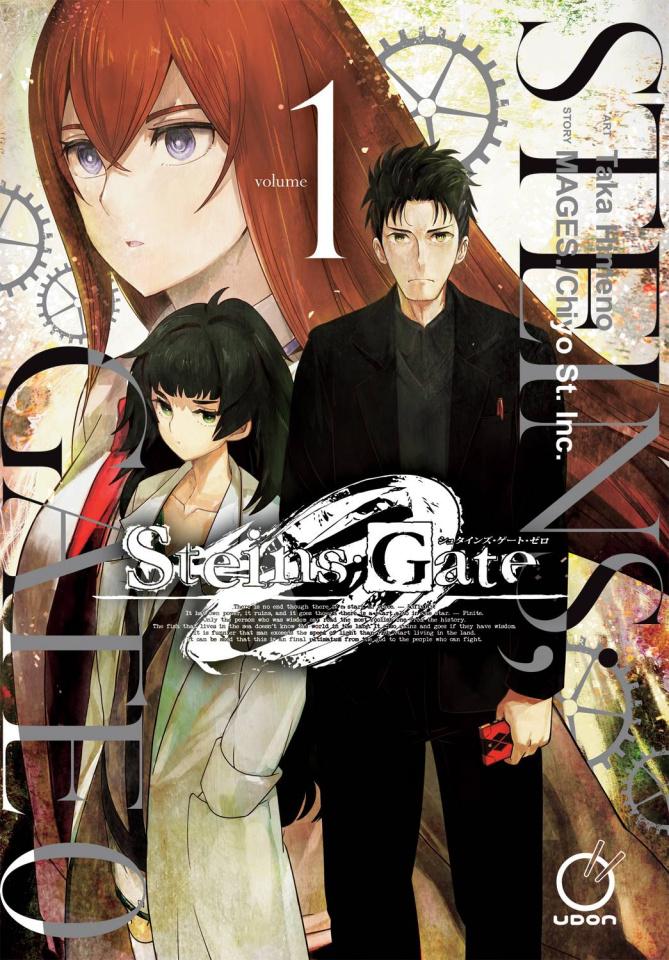 Steins;Gate 0 Vol. 1