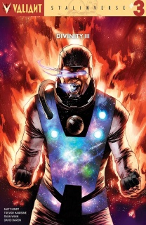 Divinity III: Stalinverse #3 (50 Copy Gorham Cover)