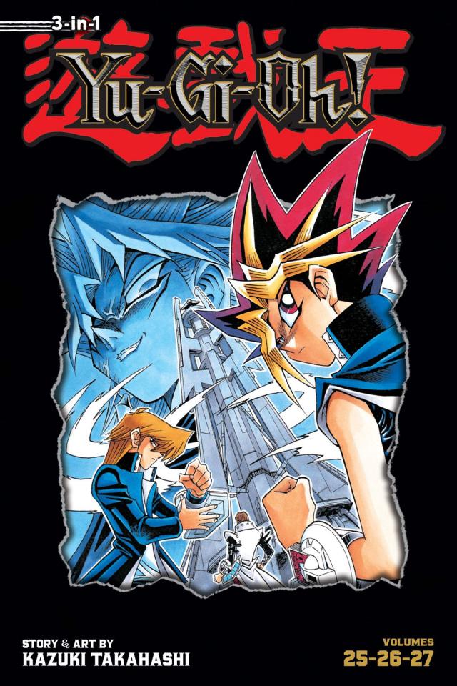 Yu-Gi-Oh! Vol. 9 (3-in-1 Edition)