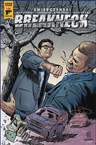 Breakneck #3 (Guglielmini Cover)