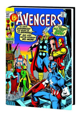 Avengers: The Kree-Skrull War
