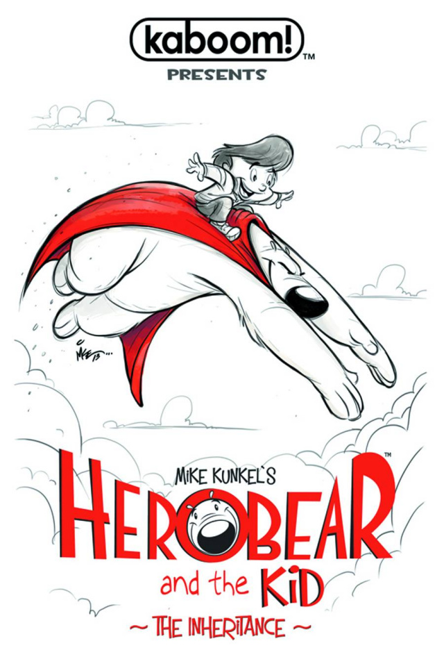 Herobear and The Kid: Inheritance #5