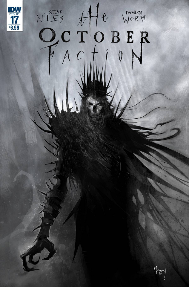 The October Faction #17