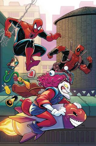 Spider-Man / Deadpool #20