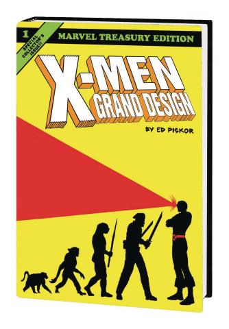 X-Men: Grand Design (Omnibus)