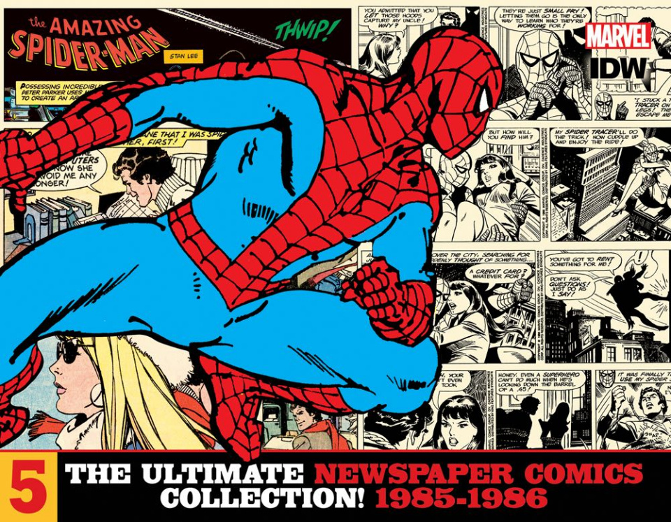 The Amazing Spider-Man: The Ultimate Newspaper Comics Collection Vol. 5: 1985-1986