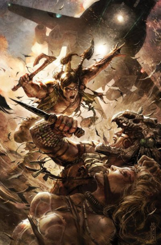 Turok: Son of Stone #3