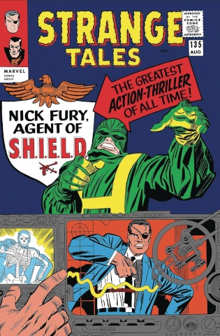 Nick Fury #1 (True Believers Kirby Cover)