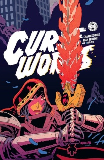 Curse Words #7 (MacLean Cover)
