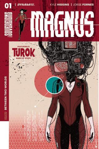 Magnus #1 (Fornes Cover)