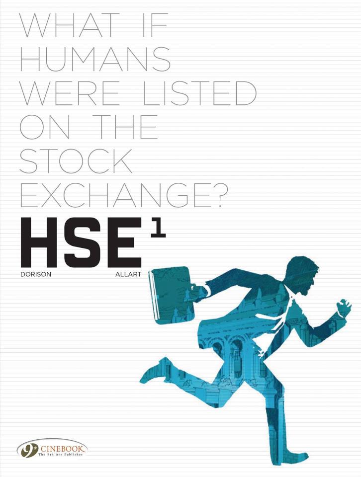 HSE: Human Stock Exchange Vol. 1