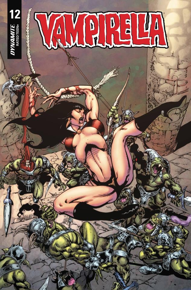 Vampirella #12 (Castro Cover)