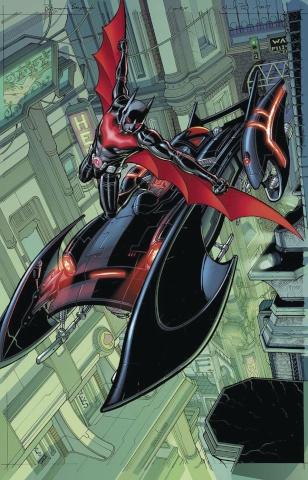 Batman Beyond #5 (Variant Cover)