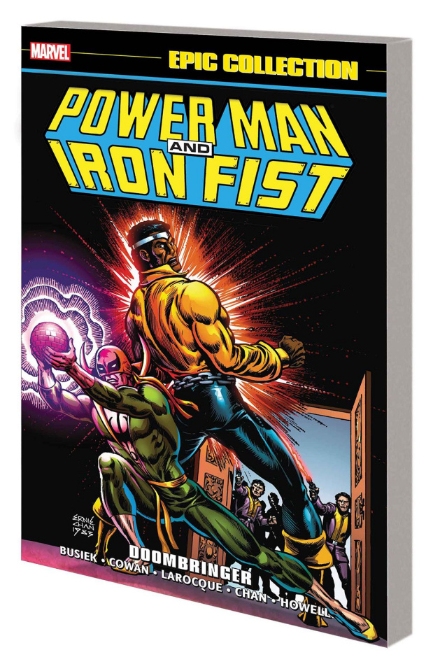 Power Man and Iron Fist: Doombringer (Epic Collection)