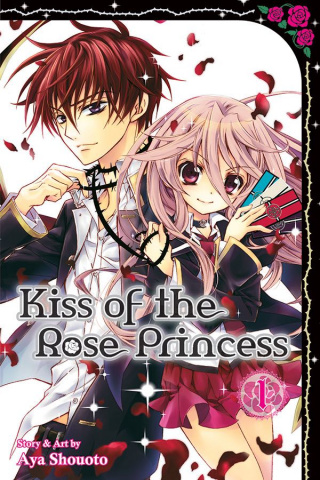 Kiss of the Rose Princess Vol. 1
