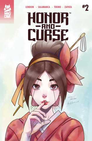 Honor and Curse #2 (2nd Printing)