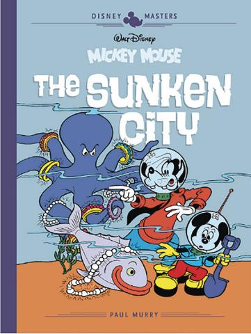 Disney Masters Vol. 13: The Sunken City