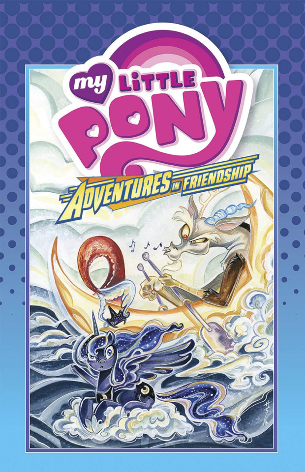 My Little Pony: Adventures in Friendship Vol. 4