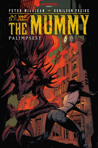 The Mummy #2 (McCrea Cover)