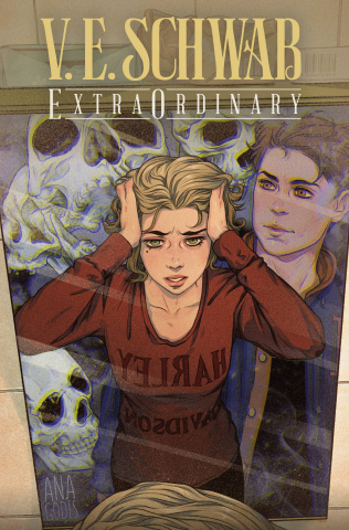 Extraordinary #1 (Godis Cover)