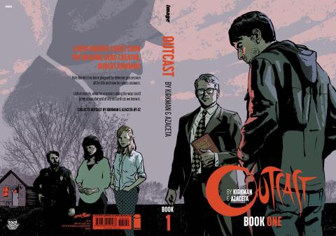 Outcast Book 1 (Local Comic Shop Day)