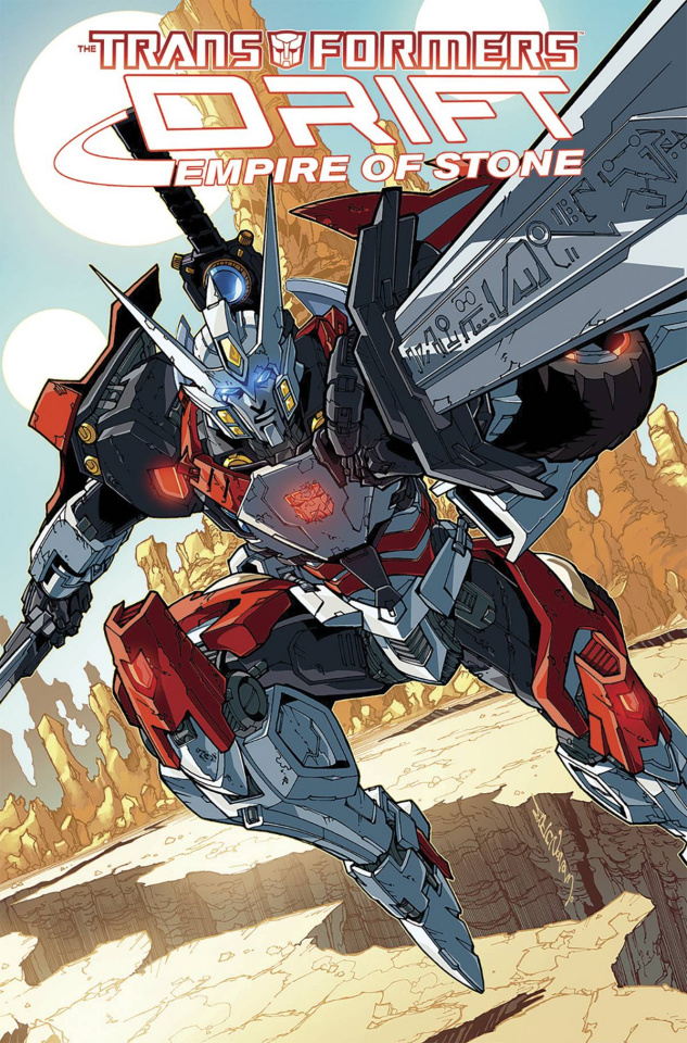 The Transformers: Drift - Empire of Stone