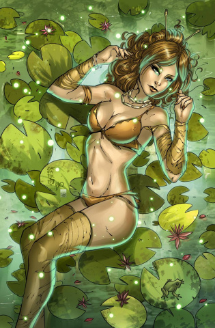 Grimm Fairy Tales: The Jungle Book - Fall of the Wild #2 (Cafaro & Nocera Cover)