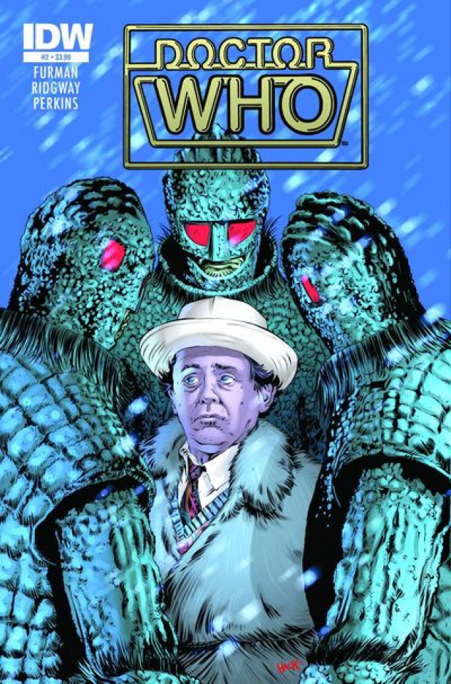 Doctor Who Classics #2 Seventh Doctor