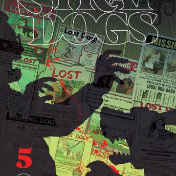 Stray Dogs #5 (Forstner & Fleecs Cover)