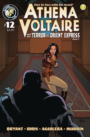 Athena Voltaire #12 (Bryant Cover)