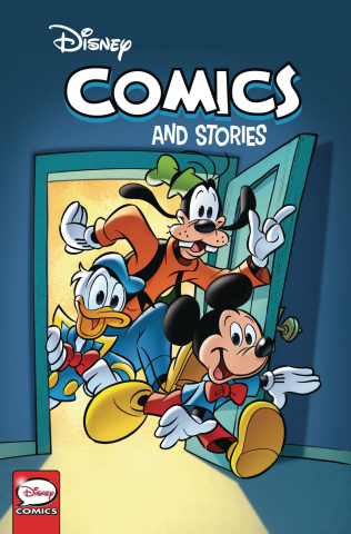 Disney Comics and Stories Vol. 1: Friends Forever
