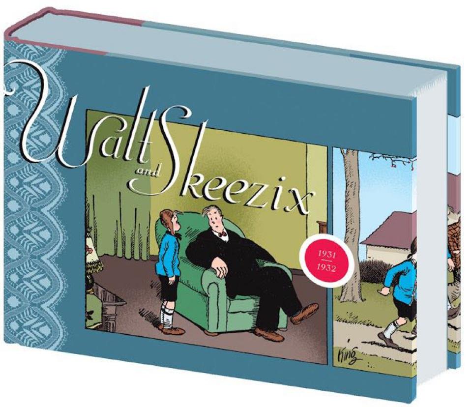 Walt and Skeezix Vol. 6: 1931 - 1932